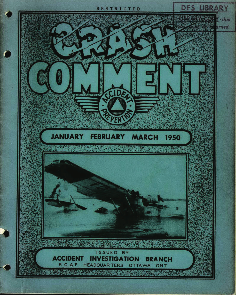 Issue 1, 1950