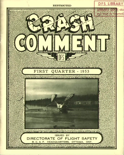 Issue 1, 1953