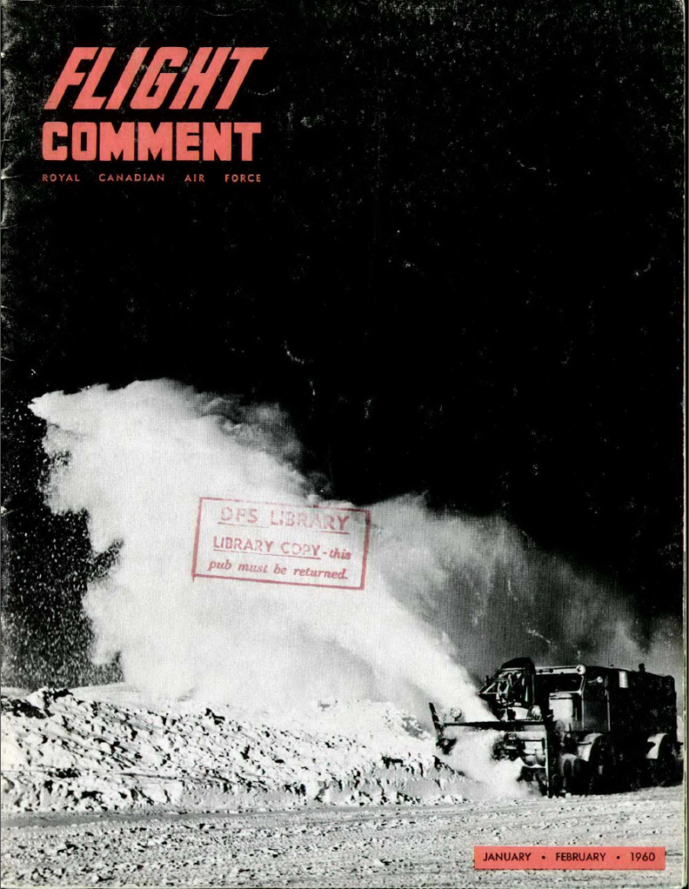 Issue 1, 1960