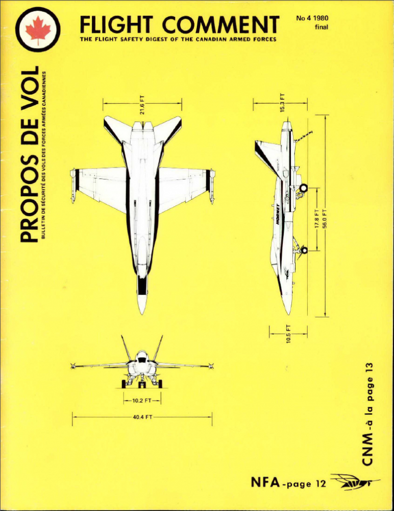 Numéro 4, 1980