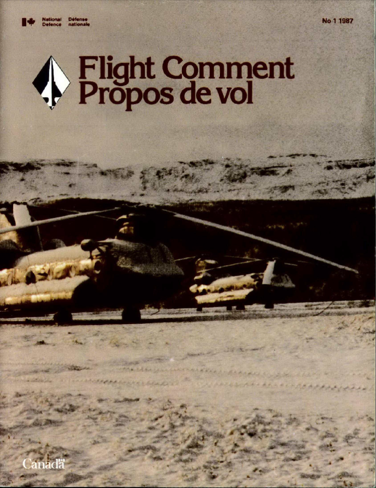 Issue 1, 1987