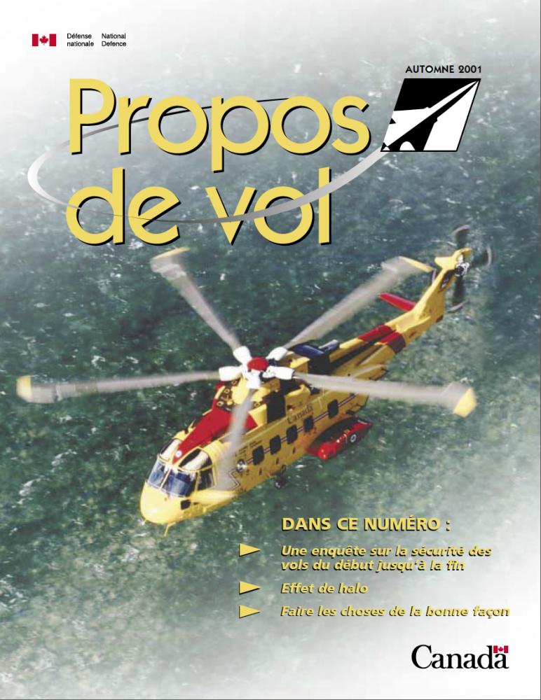 Numéro 4, 2001