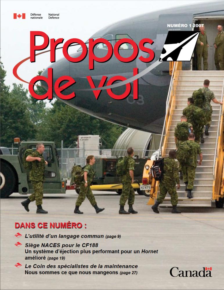 Numéro 1, 2007